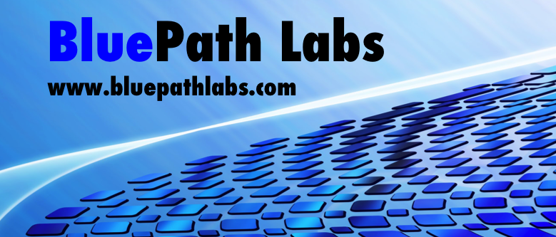 BLUEPATH LABS (8A / SDVOSB) logo