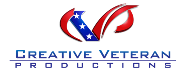 CREATIVE VETERAN PRODUCTIONS logo