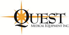 QUEST MEDICAL EQUIPMENT logo