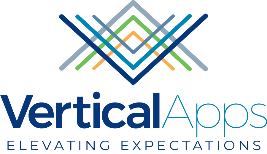 VERTICAL APPLICATIONS logo