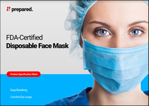 3-Ply Masks (Medical) logo